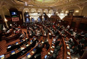Police & Fire Pension Consolidation Bill Passes Both Chambers